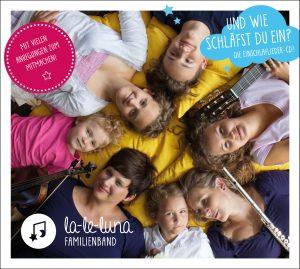 CD Cover_Und wie schläfst du ein_2016