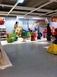 Urlaub für Kindergartenkinder