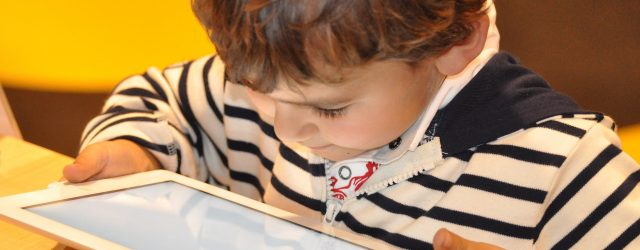 Kinder Tablet wie lange