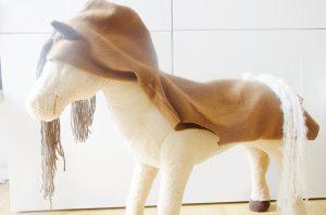 Pferdekostüm DIY