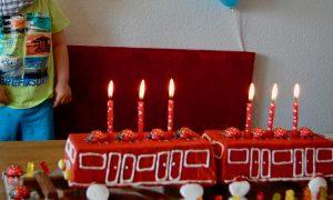 Die Schonsten Kuchen Fur Den Kindergeburtstag Heute Ist Musik