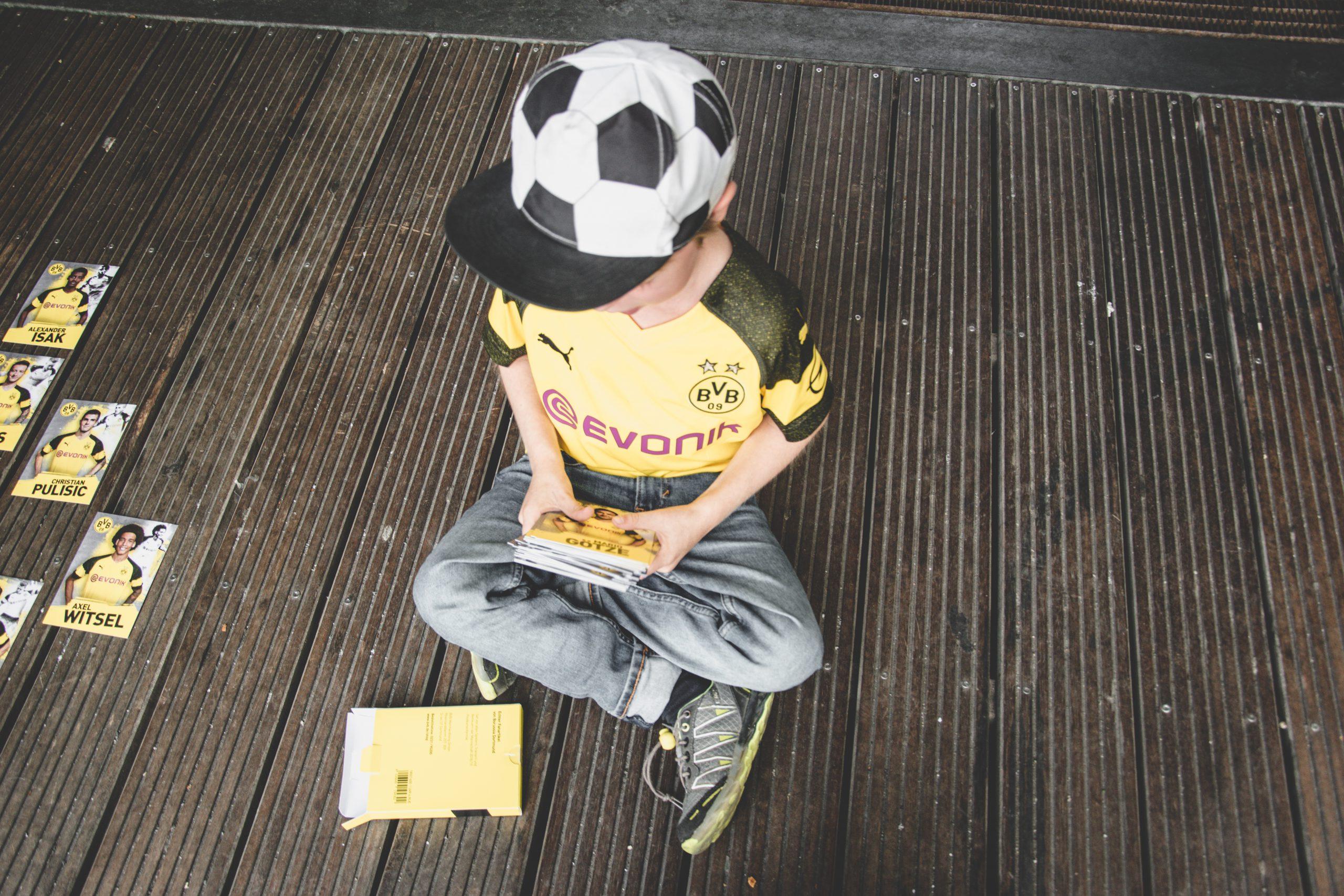 Ein Traum Wird Wahr Mit Dem Bvb Kidsclub In Dortmund
